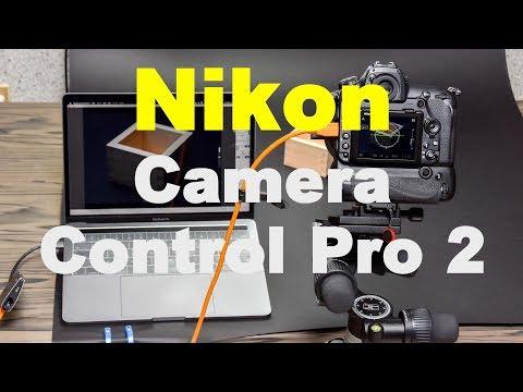Nikon Camera Control Pro 2を導入してみた #Nikon #D850 #テザー撮影