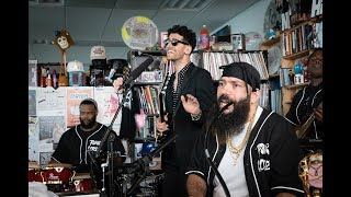 Video Chromeo: NPR Music Tiny Desk Concert MP3, 3GP, MP4, WEBM, AVI, FLV Mei 2019