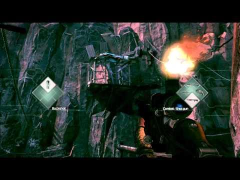 RAGE - Sept minutes de jeu au Canyon des Chacals
