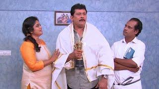 Video Thatteem Mutteem | Ep 212 - Arjunan's latest trick to get an award | Mazhavil Manorama MP3, 3GP, MP4, WEBM, AVI, FLV Januari 2019
