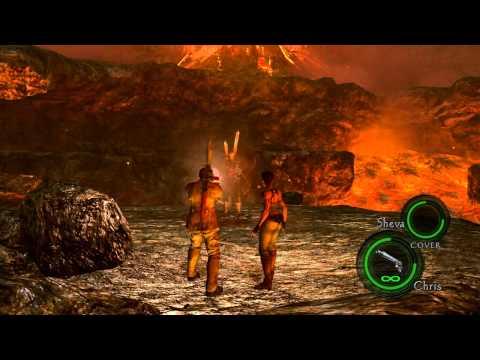 Resident Evil 5 PC Mod - Uroboros Wesker Midnight