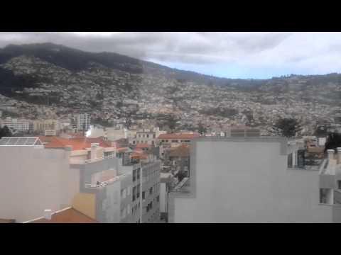 Vista Panoramica do Funchal View2- Hotel The Vine, Madeira