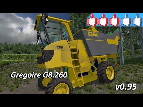 Gregoire G8.260 v0.95