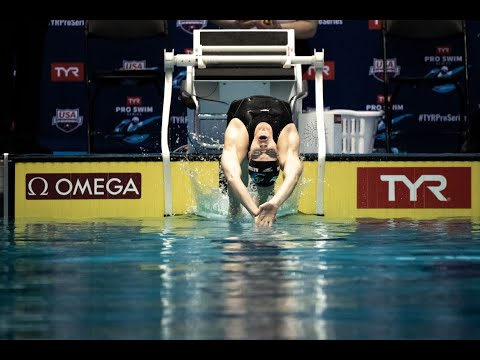 Regan Smith Aims for Record | Women's 100 Backstroke A Final | 2020 TYR Pro Swim Series - Knoxville
