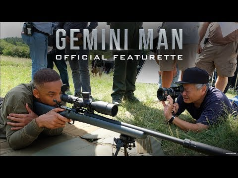 Gemini Man   Behind-the-Scenes Featurette   Paramount Pictures Australia
