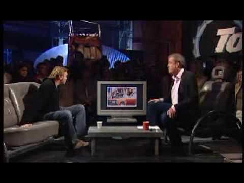 Philip Glenister  - Gene Hunt - Life on Mars - Ford Cortina - Top Gear (видео)