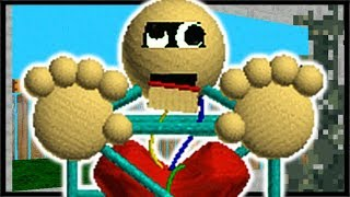 BALDIS UPDATE *NEW* CHARACTER & ITEMS!! | Baldi's Basics In Education & Learning (NEW UPDATE)