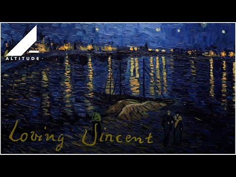 LOVING VINCENT - UK TEASER TRAILER  [HD] - ON BLU-RAY & DVD 12 FEBRUARY