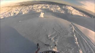 9. Gopro 2004 Polaris Vertical Edge 700