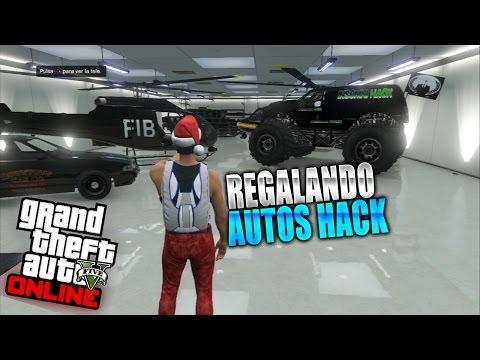 REGALANDO CUENTAS HACK + AUTOS MOD A MIS SUSCRIPTORES! DINERO INFINITO GTA V ONLINE