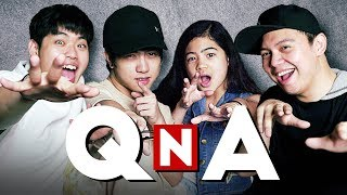 Video Q&A INDONESIA v PHILIPPINES w/ Ranz and Niana MP3, 3GP, MP4, WEBM, AVI, FLV November 2017