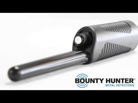 The Bounty Hunter Pinpointer Metal Detector