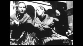 Rondalla de Navalcarnero en Barcelona 1944