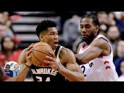 Video: Will the Bucks and Raptors fail to make the Eastern Conference finals? | Jalen & Jacoby