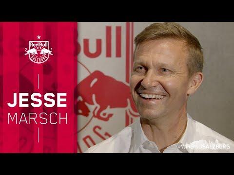 Jesse Marsch im Porträt