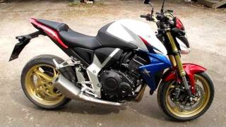 10. Honda CB1000R 2011 Stock Sound & Looks (HD)