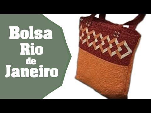 """Bolsa """"Rio de Janeiro"""""""
