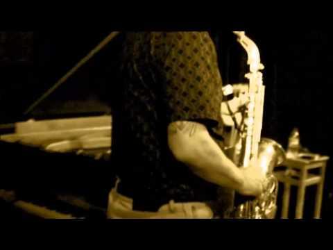 Free Jazz No. 100 - alto saxophone, drums, piano, free improv, avant-garde.