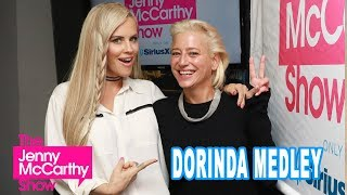 Video Dorinda Medley on The Jenny McCarthy Show MP3, 3GP, MP4, WEBM, AVI, FLV Oktober 2018