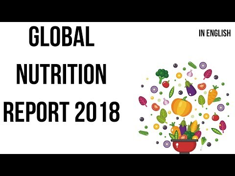Global Nutrition Report 2018, Major malnutrition crisis in India, Current Affairs 2018