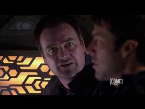 Stargate Atlantis - You Destroyed Three Quarters Of A Solar System