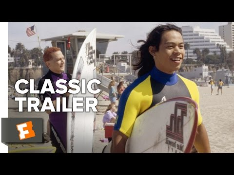 Surf Ninjas (1993) Official Trailer - Rob Schneider, Ernie Reyes Jr. Movie HD