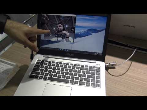 Asus K401 Hands On [4K UHD]
