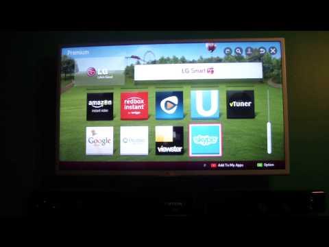 32LB5800 LG 32 INCH 1080P SMART TV REVIEW