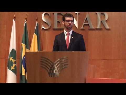 Balanço 2016 e Perspectivas 2017: Bruno Lucchi / Superintendente Técnico da CNA