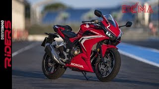 4. 2019 Honda CB500R & CB500F Walkaround   Engine Updates