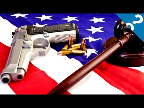 the debate about control of handguns in the united states