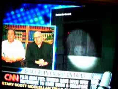 Larry King – Space Alien Caught on tape part 1