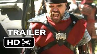 Nonton Knights Of Badassdom Official Trailer #2 (2013) - Peter Dinklage LARP Movie HD Film Subtitle Indonesia Streaming Movie Download
