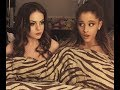 ARIANA GRANDE AND ELIZABETH GILLIES CAUGHT NAKED IN BED TOGETHER