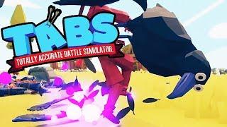 Einheiten selber Steuern! | Totally Accurate Battle Simulator