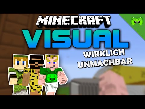 MINECRAFT Adventure Map # 26 - Visual Project 2 «» Let's Play Minecraft Together | HD