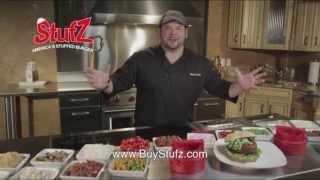 Stufz Ultimate Burger Press