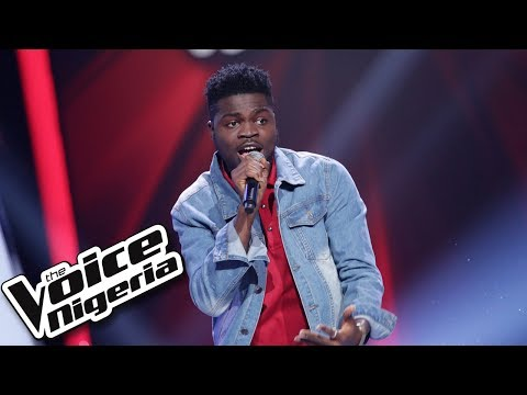 "Gerald Agwunobi Sings ""Some Nights"" / Blind Auditions / The Voice Nigeria Season 2"