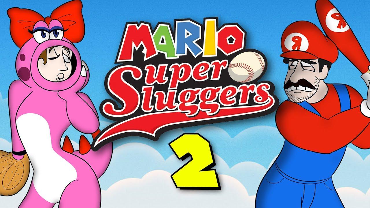 FOUL PLAY! | Mario Super Sluggers [2/2]