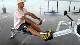 Quick Rowing Tips with Jason Khalipa