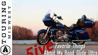 2. 5 Likes About My 2016 Harley Davidson Road Glide Ultra
