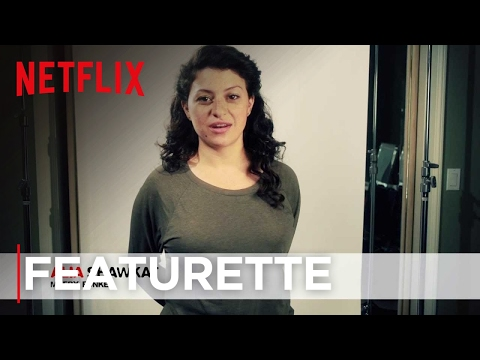 Arrested Development Season 4 | On the set with Alia Shawkat [HD] | Netflix