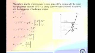 Mod-01 Lec-42 Introduction To Turbulence Modeling (Contd.)