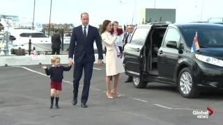 Prince George (BC) Canada  city pictures gallery : Prince George waves goodbye to Canada