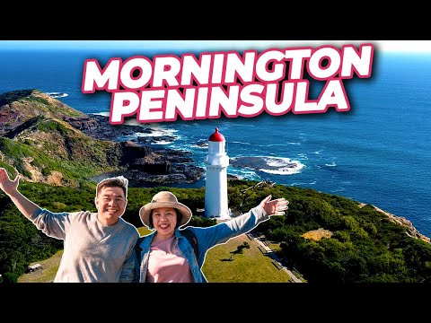 MORNINGTON PENINSULA, Victoria, Australia | Top Things To See and Do, Must Visit Attractions