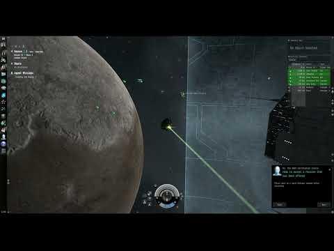 Eve Online – Gameplay Ita 1080p – I Primi Minuti Su Eve