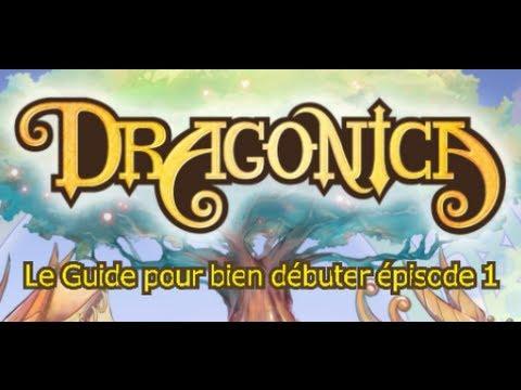 Guide pour bien débuter à Dragonica – Tutoriel FR : épisode 1