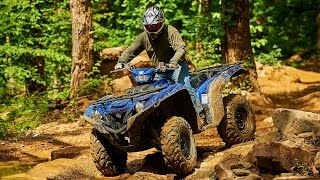 9. 2016 Yamaha Grizzly Review- ATV ESCAPE