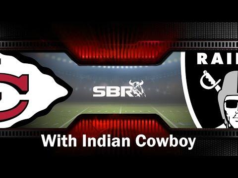 Thursday Night Football Week 12: Kansas City Chiefs vs Oakland Raiders w/ Indian Cowboy, Loshak