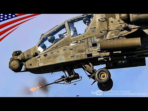 AH-64D Apache Longbow Helicopters Weapons Load & Gunnery